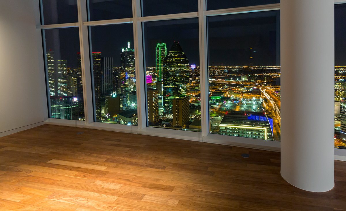 Museum Tower Condos for Sale Hardwood Floors