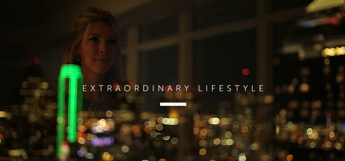 Extraordinary Lifestyle