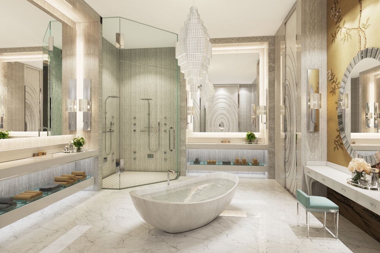 MTD Penthouse Bathroom